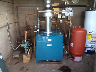 Gas or Electric Boiler Services - Troudt Plumbing- Greeley, CO
